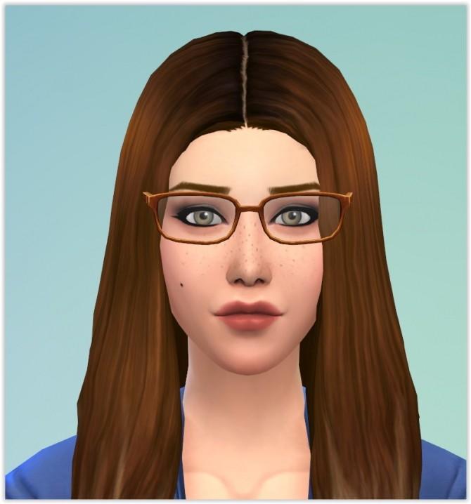 Sarah Vanture by Angerouge at Studio Sims Creation image 366 670x718 Sims 4 Updates