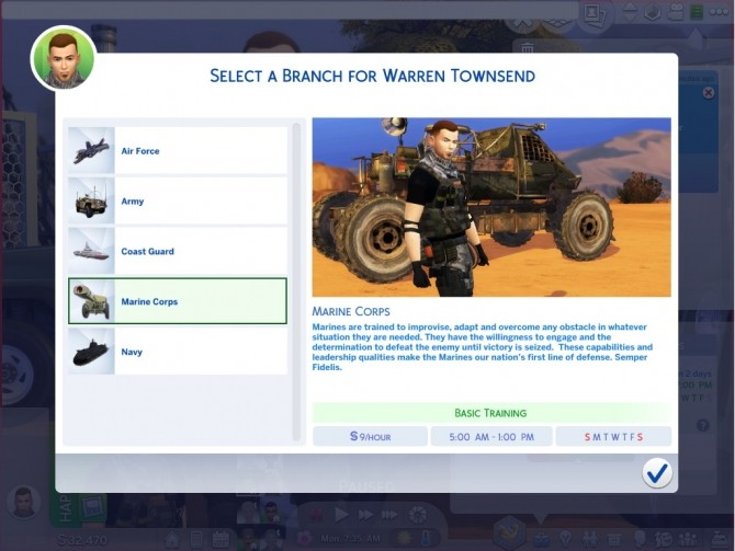 Ultimate Military Career by asiashamecca at Mod The Sims image 3661 670x503 Sims 4 Updates
