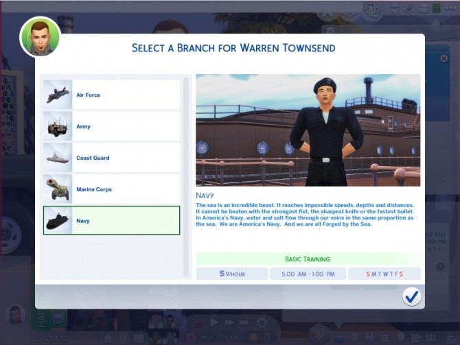 Ultimate Military Career by asiashamecca at Mod The Sims image 3671 670x503 Sims 4 Updates