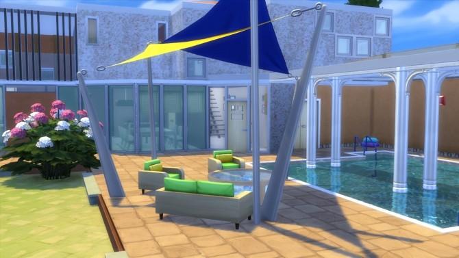 Le Mas de Lara villa by valbreizh at Mod The Sims image 4414 670x377 Sims 4 Updates