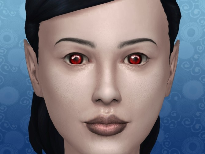 Vampire Expressive Eyes by lilotea at Mod The Sims image 466 670x503 Sims 4 Updates
