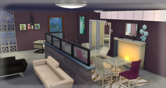 Sims 4 Star A Van nocc by Mich Utopia at Sims 4 Passions