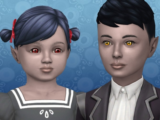 Vampire Expressive Eyes by lilotea at Mod The Sims image 486 670x503 Sims 4 Updates