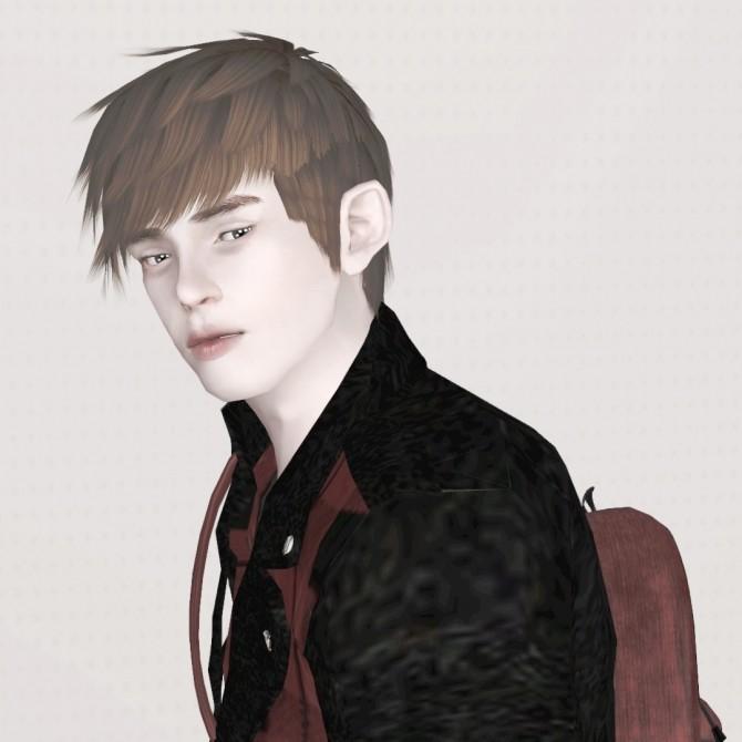 Male Short Hair At Ryuffy Sims 4 Updates