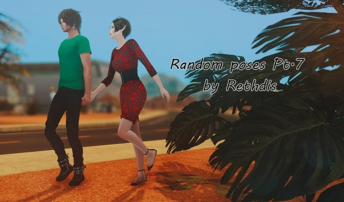 Random story poses pt.7 at Rethdis love image 506 670x394 Sims 4 Updates