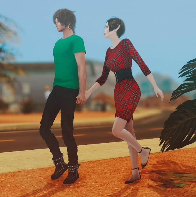 Random story poses pt.7 at Rethdis love image 5110 670x675 Sims 4 Updates