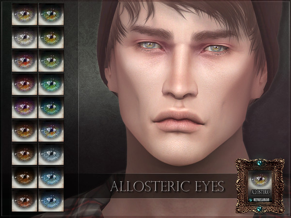 Allosteric Eyes by RemusSirion at TSR image 529 Sims 4 Updates