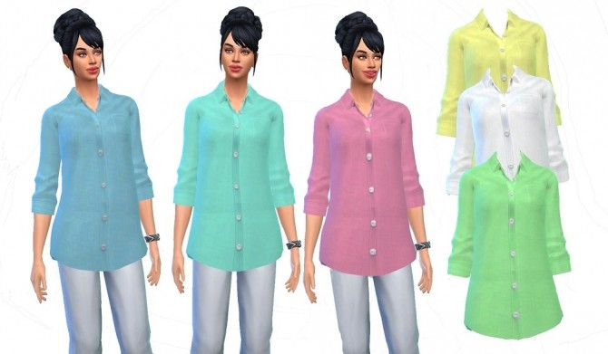 Long Blouse at Birksches Sims Blog image 5416 670x391 Sims 4 Updates