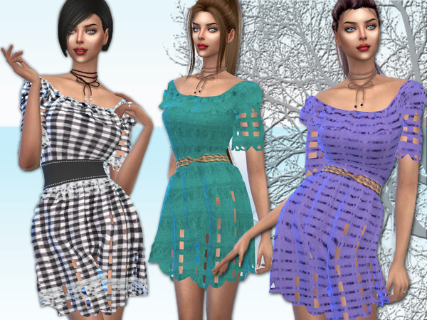 Dress Alice by Sims House at TSR image 568 Sims 4 Updates