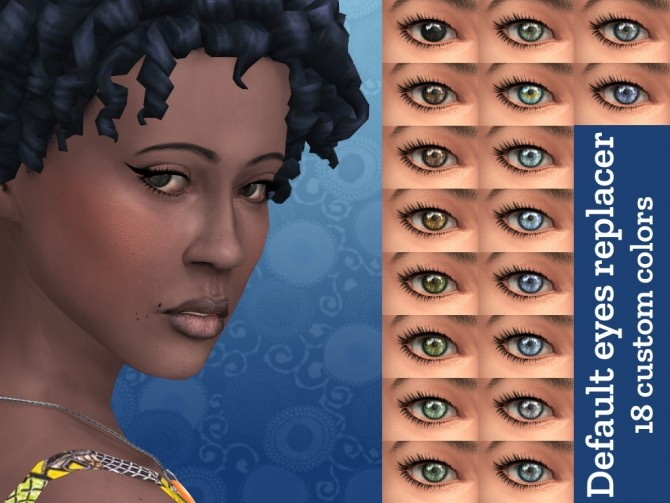 Expressive Eyes by lilotea at Mod The Sims image 577 670x503 Sims 4 Updates