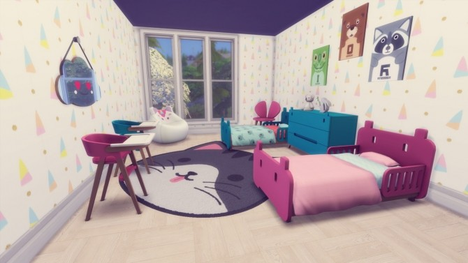 Tail S End House At Simming With Mary 187 Sims 4 Updates