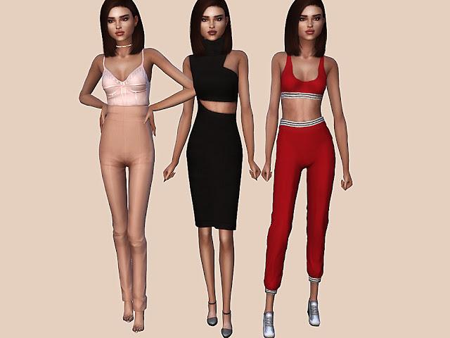 Selena Gomez at MSQ Sims image 607 Sims 4 Updates