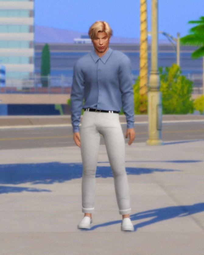 Nathanael at Katverse image 635 670x838 Sims 4 Updates