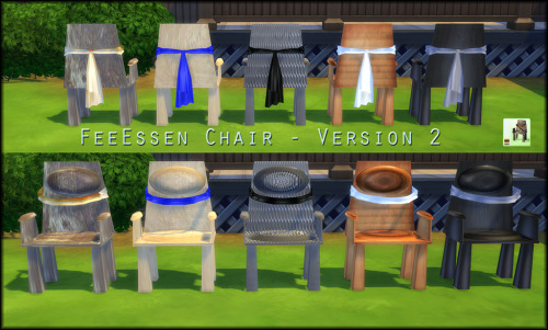 FeeEssen Chair Converted Now with Recolours at Julietoon – Julie J image 637 Sims 4 Updates