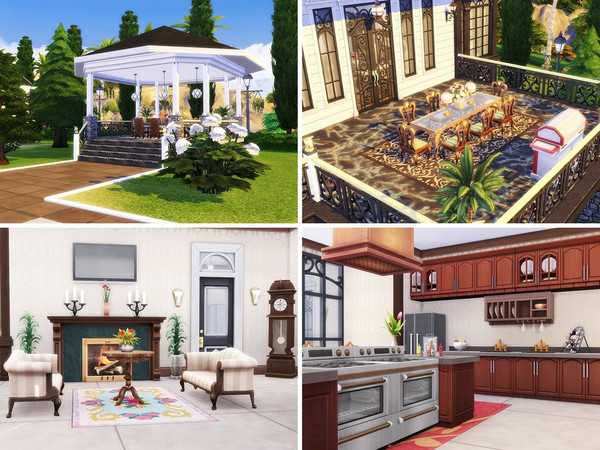 Sims 4 No Place Like Home by MychQQQ at TSR