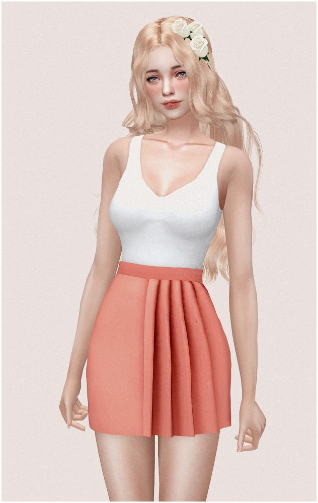 Fawny at SilwerMoon Sims image 646 632x1000 Sims 4 Updates