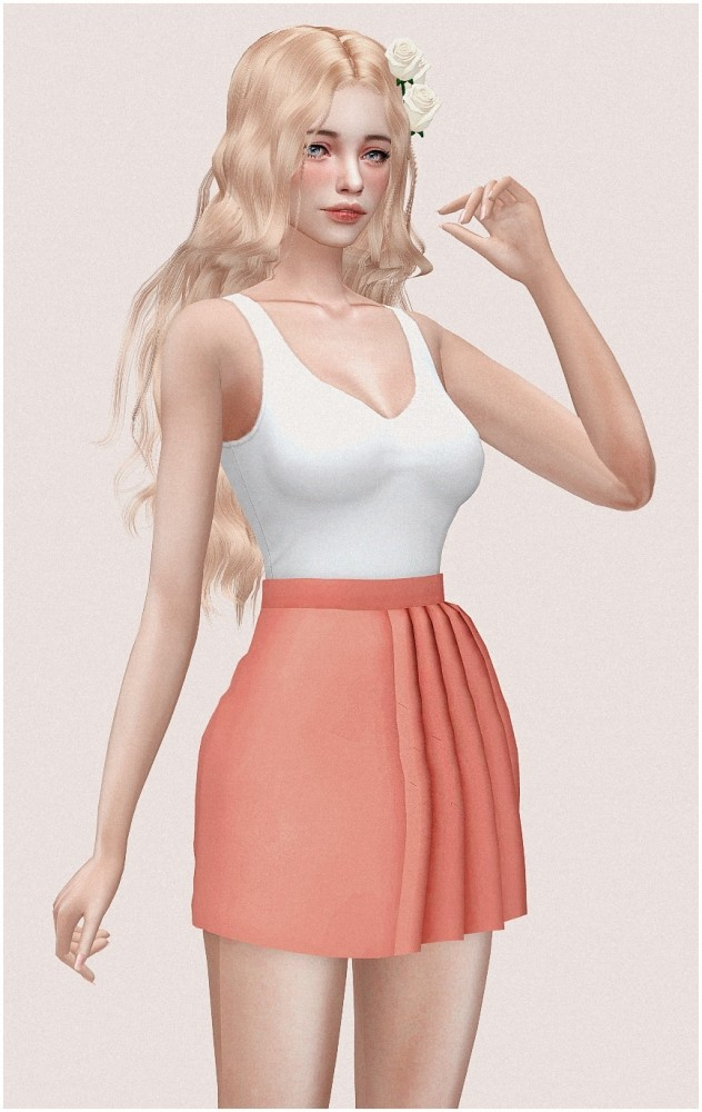 Fawny at SilwerMoon Sims image 656 632x1000 Sims 4 Updates