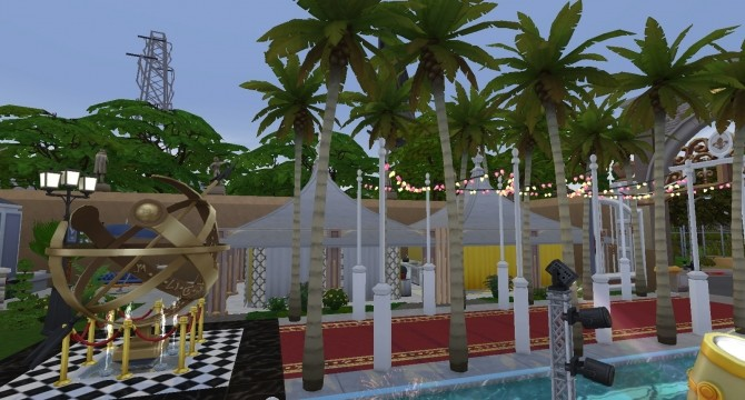 K.I.N.O. Party house by Victor tor at Mod The Sims image 6620 670x360 Sims 4 Updates