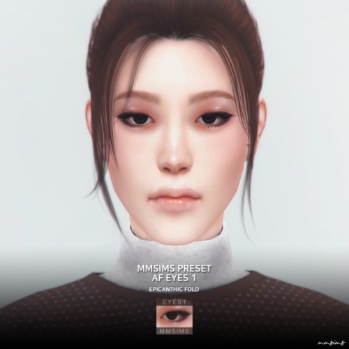 Sims 4 eyes preset downloads » Sims 4 Updates