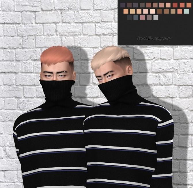 Jonas Hair Retexture at SoulEvans997 image 7710 670x653 Sims 4 Updates