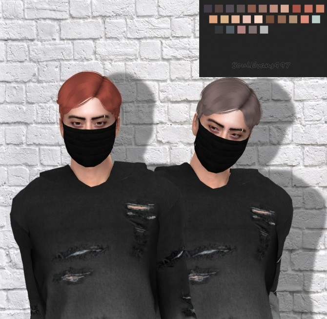 Min Hair Retexture at SoulEvans997 image 7811 670x653 Sims 4 Updates