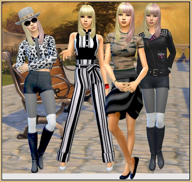 Sims 4 Hilguegue by Mich Utopia at Sims 4 Passions