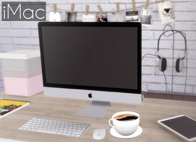 iMac 2017 [Functional] at Descargas Sims image 895 670x487 Sims 4 Updates