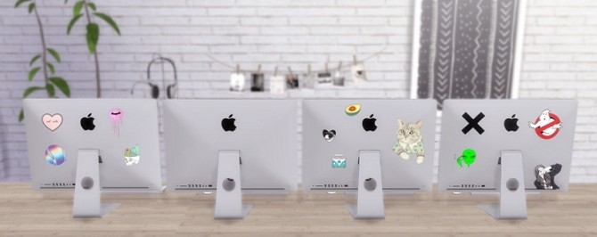 iMac 2017 [Functional] at Descargas Sims image 905 670x266 Sims 4 Updates