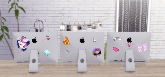 iMac 2017 [Functional] at Descargas Sims image 9110 670x315 Sims 4 Updates