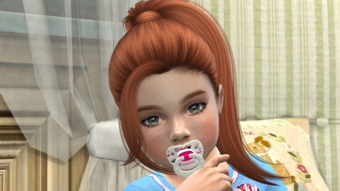 Sims 4 Little Sofia by Elena at Sims World by Denver