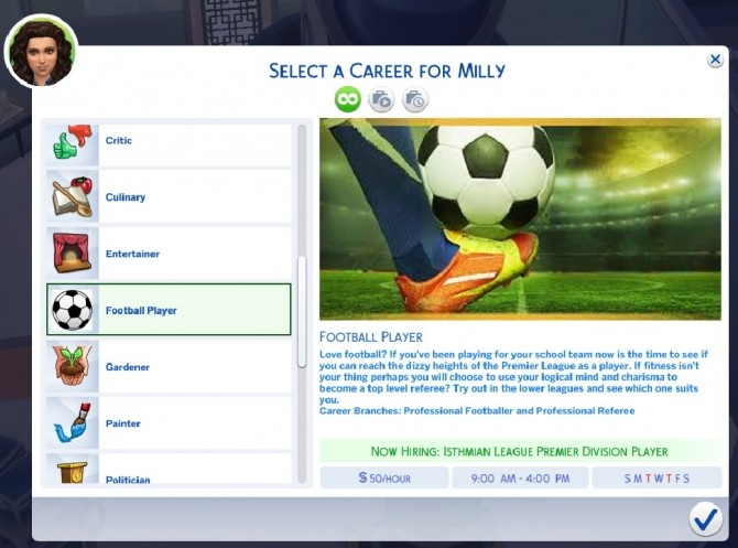 Football Player/Referee Career by scrums at Mod The Sims image 933 670x497 Sims 4 Updates