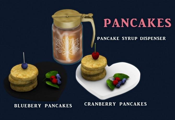 Sims 4 Pancakes (P) at Leo Sims