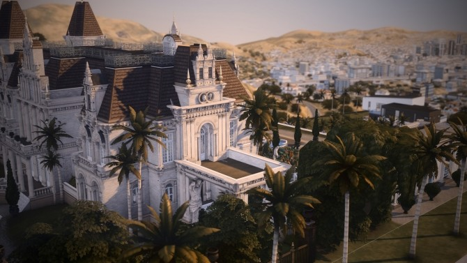 Royal Palm Mansion at Harrie image 1006 670x377 Sims 4 Updates