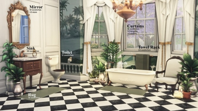 Sims 4 The Heritage Collection Part 2 at Harrie
