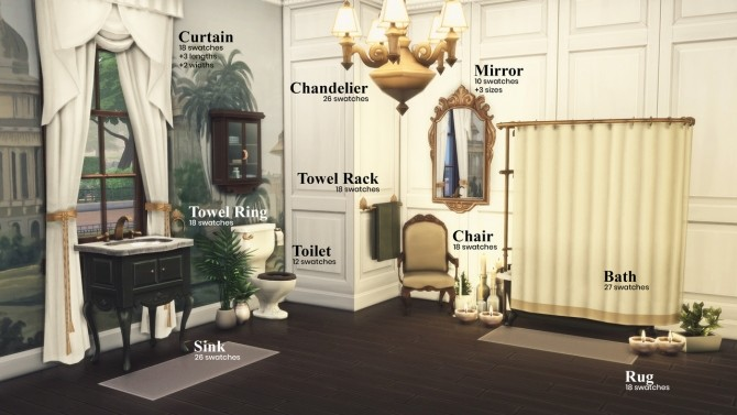 The Heritage Collection Part 2 at Harrie image 1072 670x377 Sims 4 Updates