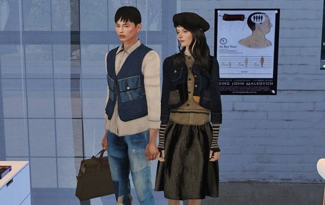 Woman's Workwear Outfit at Weile image 10911 670x424 Sims 4 Updates