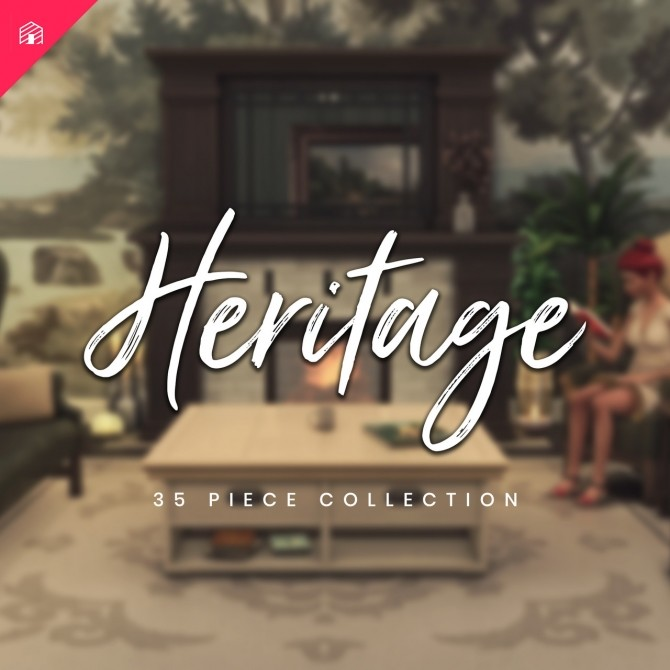 The Heritage Collection at Harrie image 1092 670x670 Sims 4 Updates