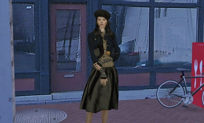 Woman's Workwear Outfit at Weile image 11313 670x406 Sims 4 Updates