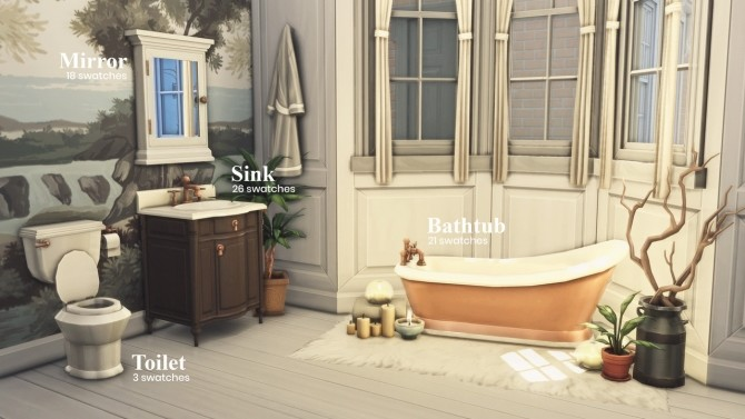 The Heritage Collection at Harrie image 1152 670x377 Sims 4 Updates