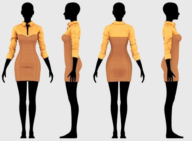 Ellie Dress at Daisy Pixels image 1173 670x493 Sims 4 Updates