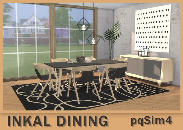Inkal Dining at pqSims4 image 1185 Sims 4 Updates