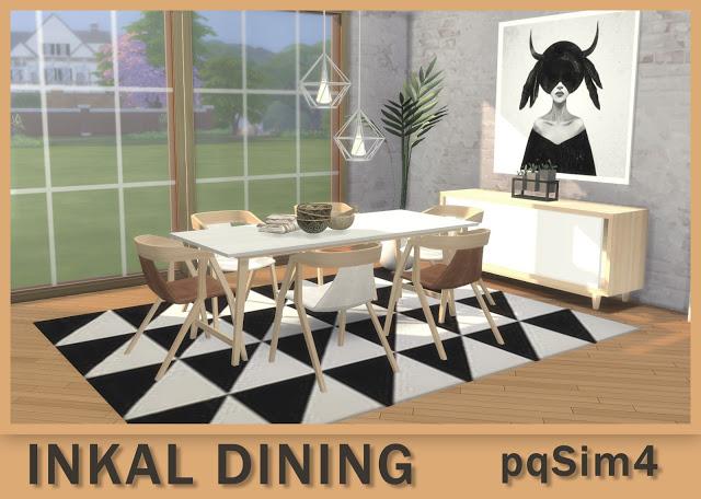 Inkal Dining at pqSims4 image 1195 Sims 4 Updates