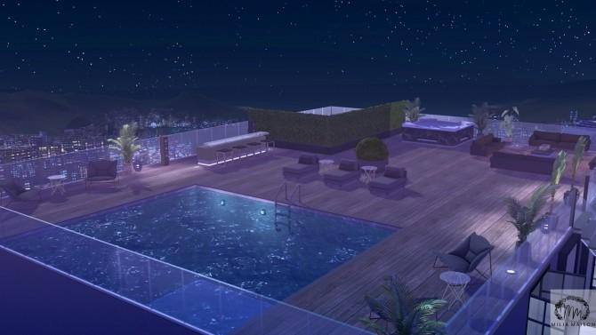 ANGEL HEIGHTS Apartment at Milja Maison image 12015 670x377 Sims 4 Updates