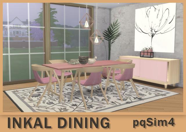 Inkal Dining at pqSims4 image 1205 Sims 4 Updates