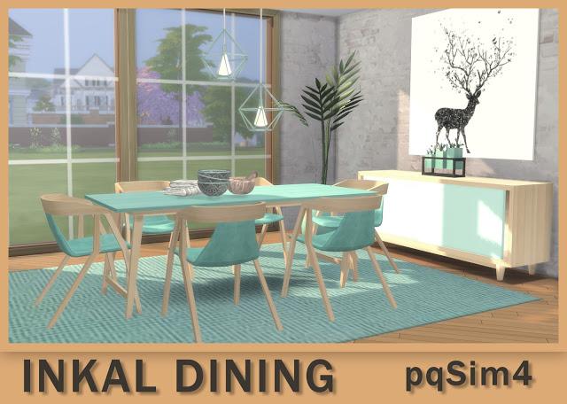 Inkal Dining at pqSims4 image 1218 Sims 4 Updates