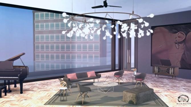 ANGEL HEIGHTS Apartment at Milja Maison image 12315 670x377 Sims 4 Updates
