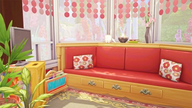 Romantic Rose Cottage at Savara's Pixels image 12713 670x377 Sims 4 Updates