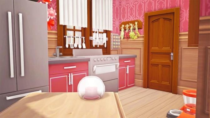 Romantic Rose Cottage at Savara's Pixels image 12812 670x377 Sims 4 Updates