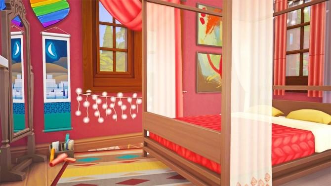 Romantic Rose Cottage at Savara's Pixels image 12912 670x377 Sims 4 Updates