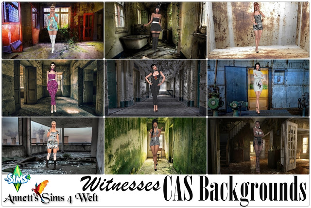 CAS Backgrounds Witnesses at Annett's Sims 4 Welt image 1361 Sims 4 Updates